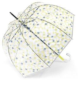 Esprit doorzichtige paraplu - geel